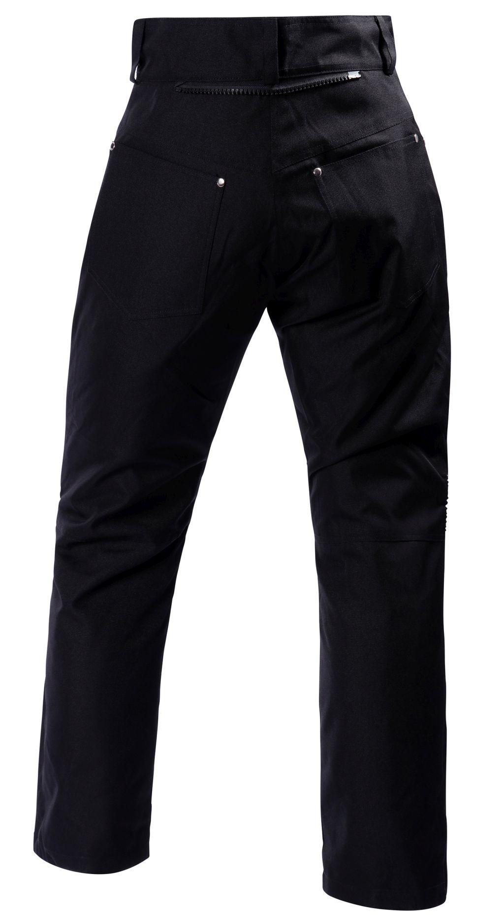 Damen Motorrad Hose Schwarz im Jeans Look Motorradhose S M L XL XXL XXXL 4 XL