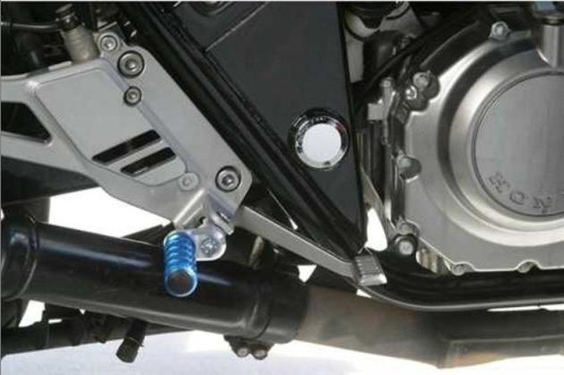 Motorrad Fussrastenanlage Rasten für Suzuki