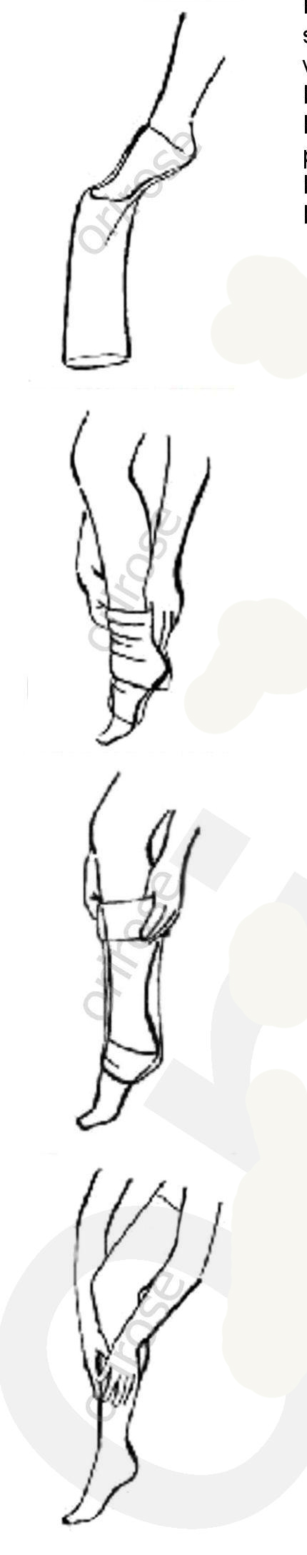 Strumpfhose Stütz-Strumpfhose Shapewear Formend OriRose 0060 Inka