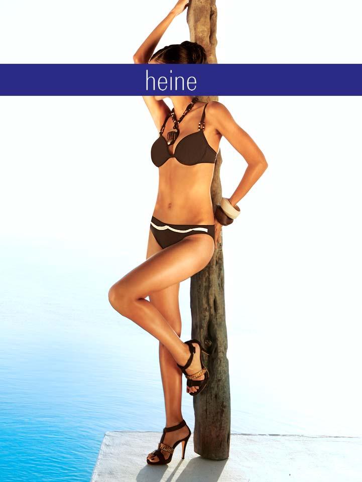 Bikini Softcup braun  Cup B 38, 40, 42, 44 NEU