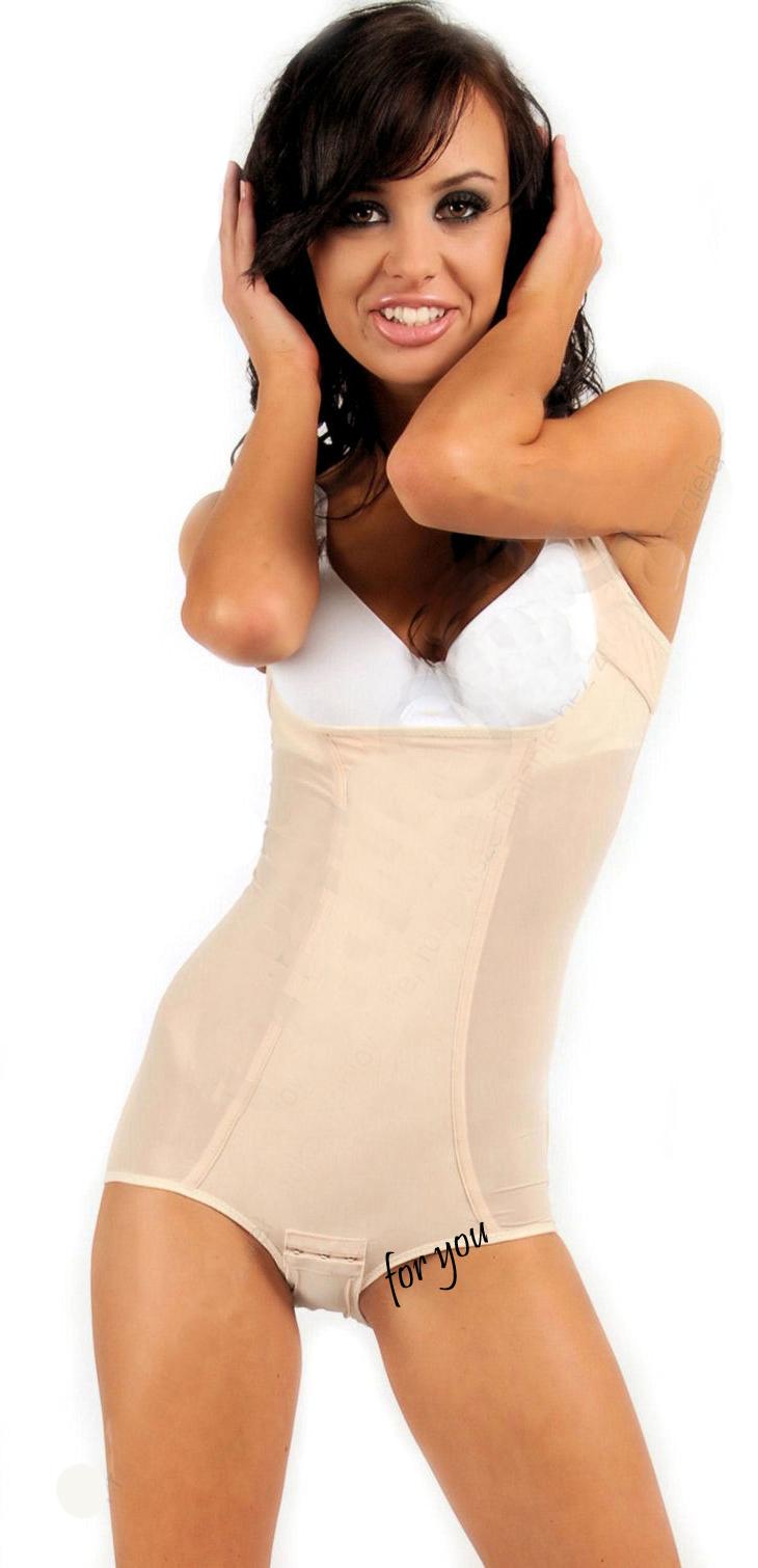 Damen Miederbody Comfort Shapewear Mieder OriRose 6914 haut 36 - 42