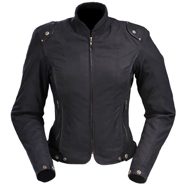 bangla damen motorrad jacke motorradjacke textil schwarz. Black Bedroom Furniture Sets. Home Design Ideas