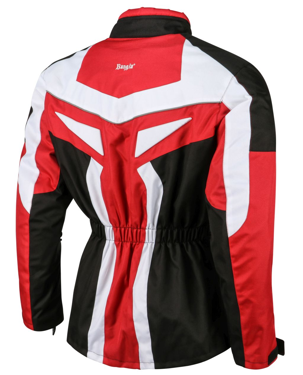 Bangla Kinder Motorrad Textil Jacke rot schwarz Motorradjacke 128-176