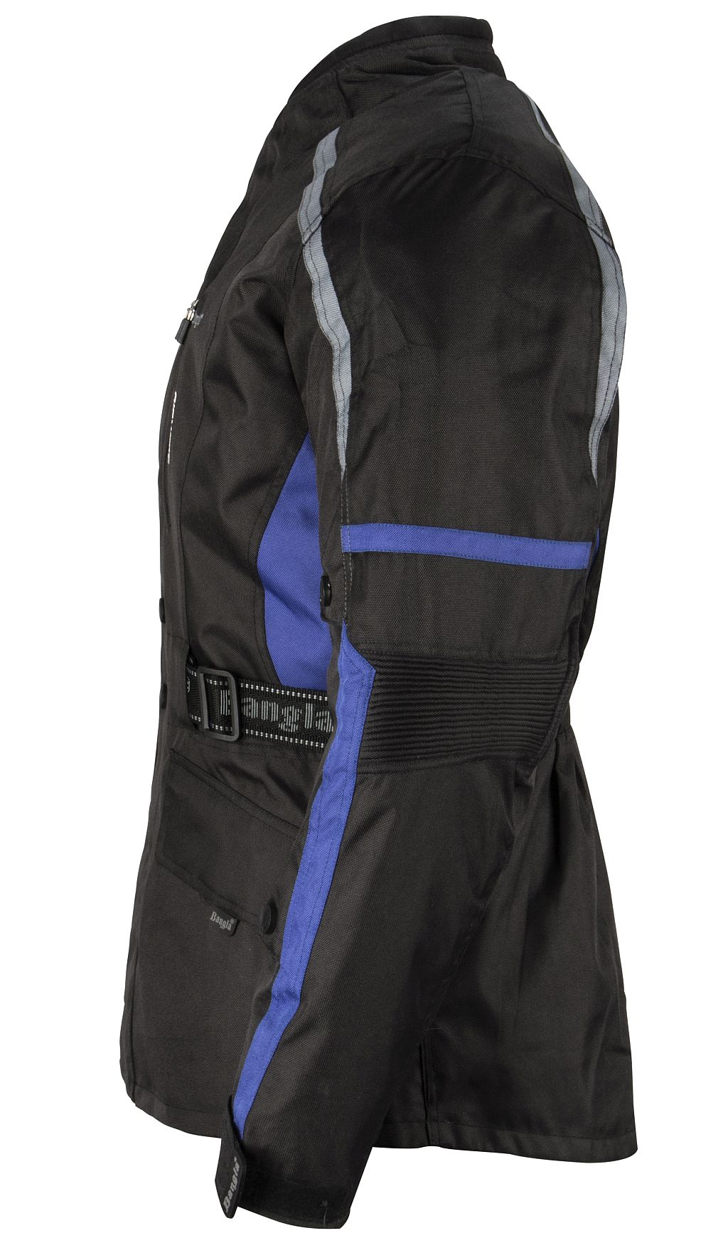 Bangla Motorradjacke Motorrad Jacke Textil Cordura schwarz blau grau M - 6 XL