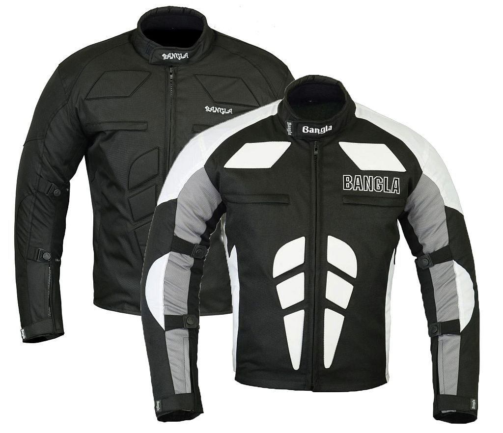 Bangla Motorradjacke Motorrad Jacke Textil Sportjacke Motorradbekleidung S-XXXL