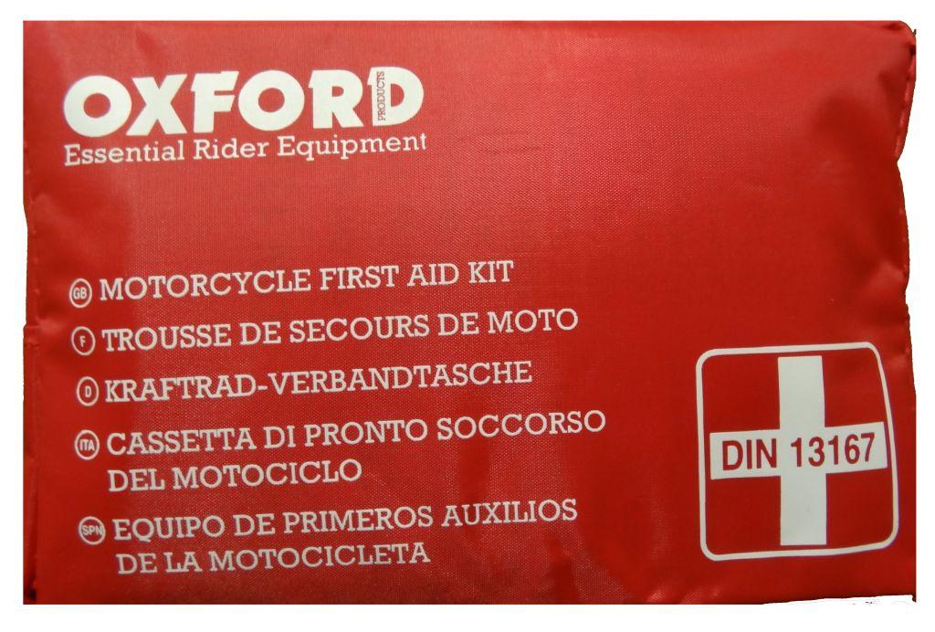 Motorrad Erste Hilfe Verbandtasche für Honda Roller Enduro NEU