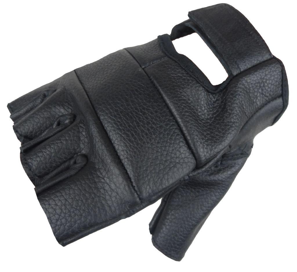 Motorradhandschuhe Motorrad Handschuhe Leder Fingerling XXS XS S M L XL XXL