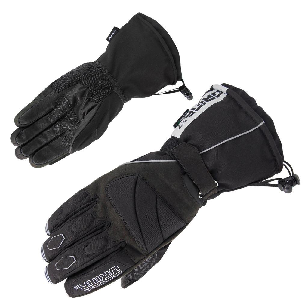 Orina Winter Motorrad Handschuh Motorradhandschuh Roller schwarz S - XXL