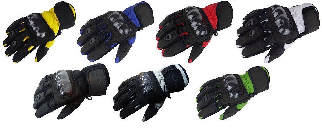 Bangla Sommer Motorradhandschuhe Motorrad Handschuh Textil XS - XXXL