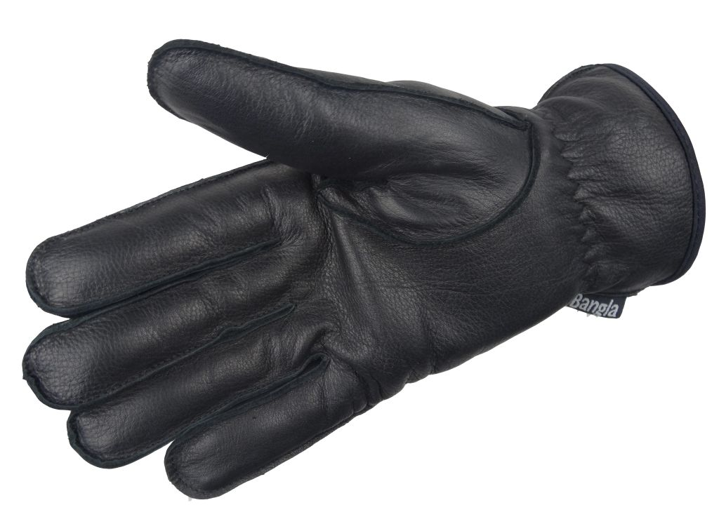 Herren Winter Handschuhe Lederhandschuhe Schwarz 5510 Neu S M XL XXL XXXL