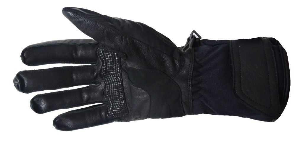 Damen Motorrad Handschuh Motorradhandschuh Bangla schwarz weiss S M L XL