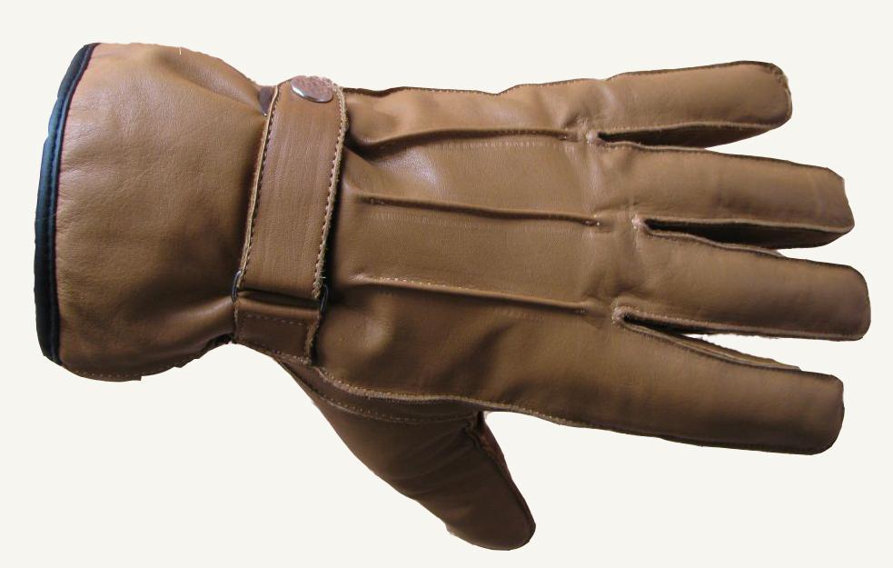 herren winter lederhandschuhe handschuhe braun s m l xl